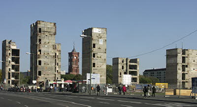 Ruine des Palasts der Republik (2008)